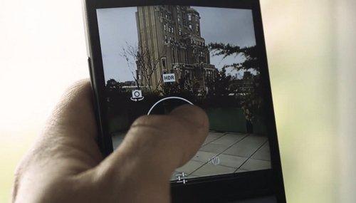 Neue Kamera-Funktionen Display