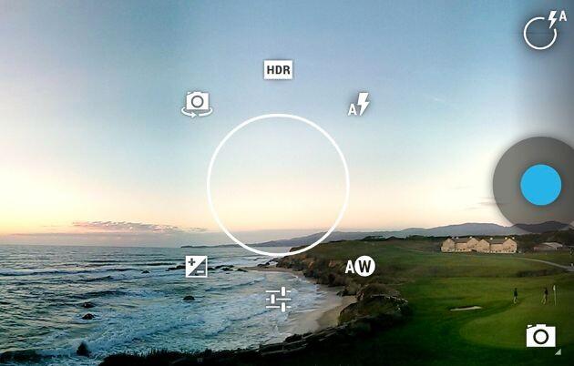 Die neue Kamera-Funktionen von Android 4.2