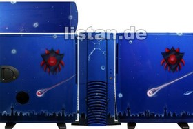 MagicArt Airbrush Case Blue-NightSky