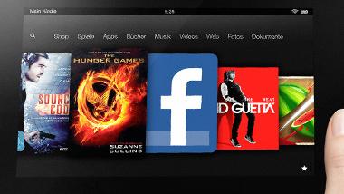 Amazon Kindle Fire HD im Test: Das Trojanische Einkauspferd