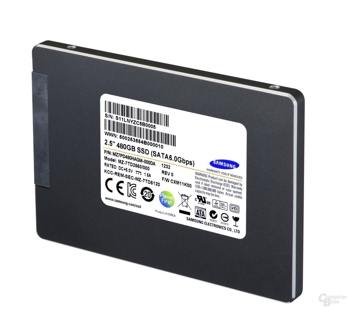 Samsung SM843 Enterprise-SSD
