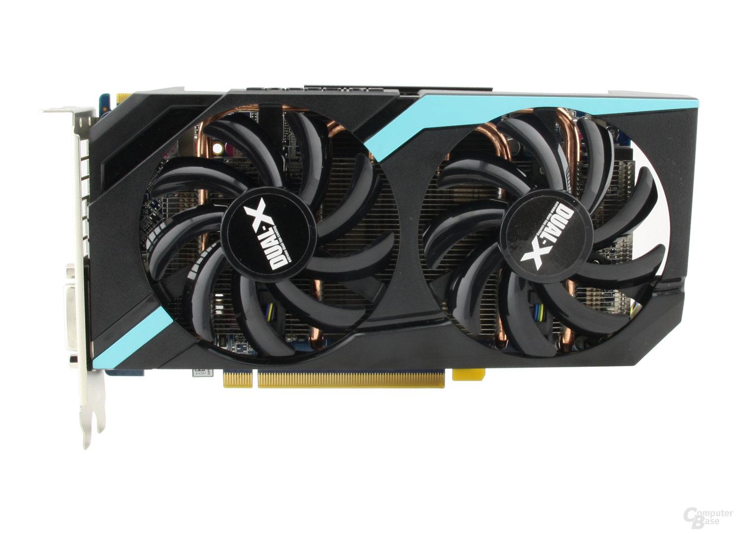 Sapphire Radeon HD 7870 Dual-X
