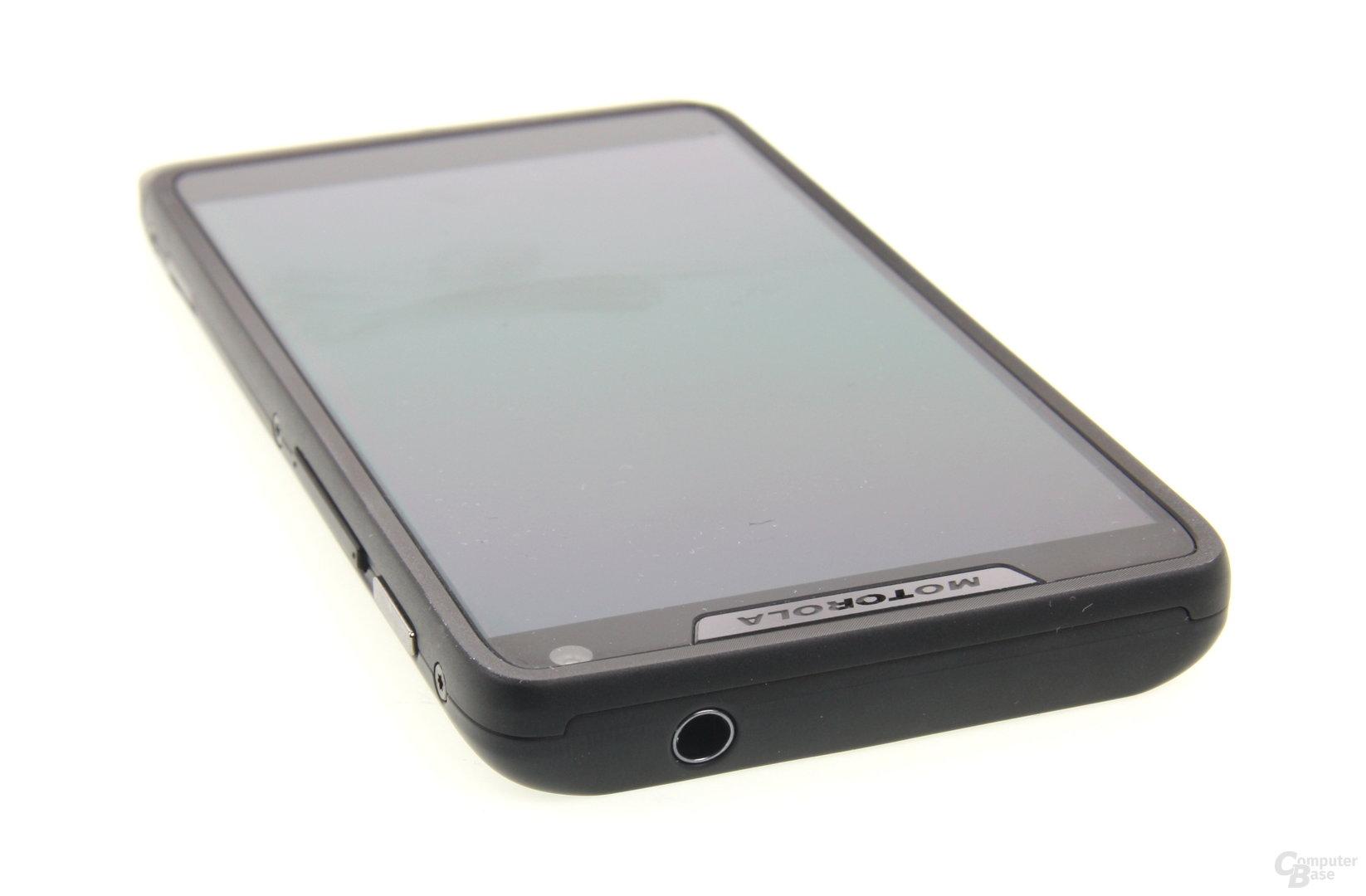 Motorola RAZR i Front