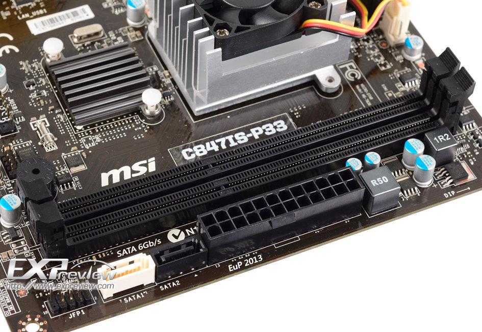 MSI C847IS-P33