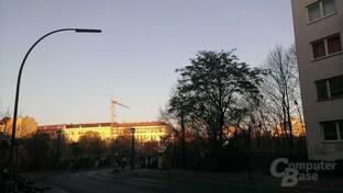 HTC 8X - Fotoqualität