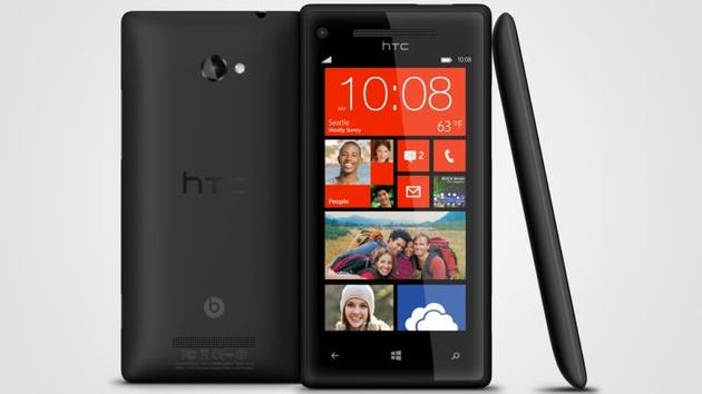 HTC 8X im Test: Windows-Phone-Flaggschiff von HTC