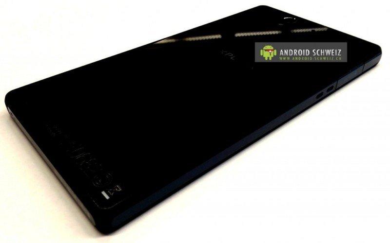 Angebliche Fotos eines Prototypen des Sony Yuga