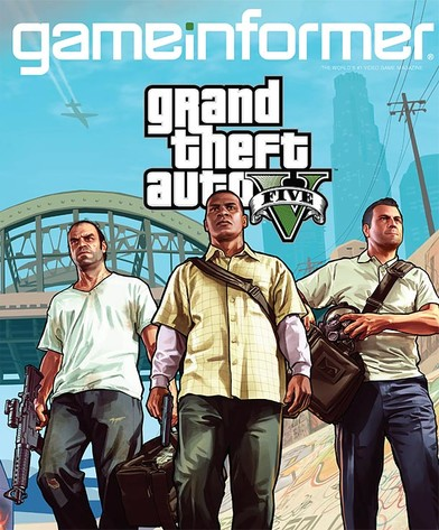 GTA V: Die Protagonisten