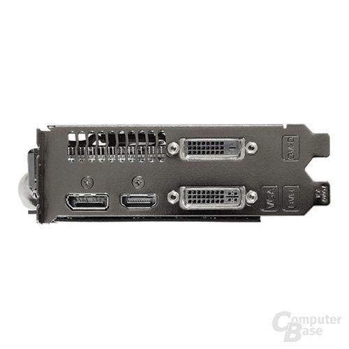 Asus GeForce GTX 680 mit 4.096 MB
