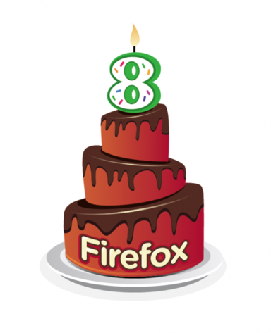 Happy Birthday Firefox!
