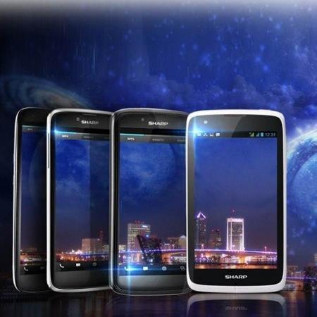 Aquos Phone SH930W