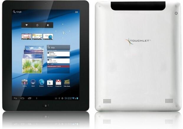 Touchlet X10.dual