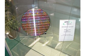 AMD Opteron 64 Wafer