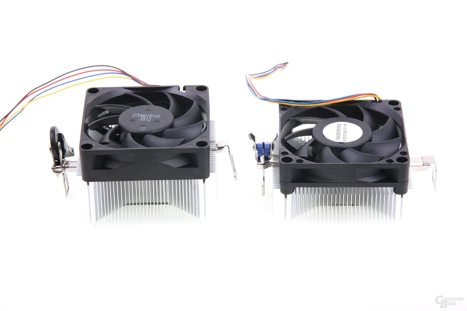 Kühler der Trinity-Boxed-Prozessoren
