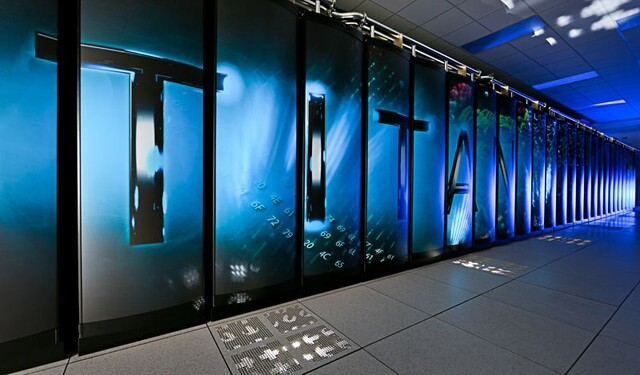 Supercomputer Titan am Oak Ridge National Laboratory