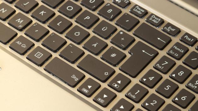 Asus Zenbook UX51VZ im Test: Die fast perfekte Oberklasse