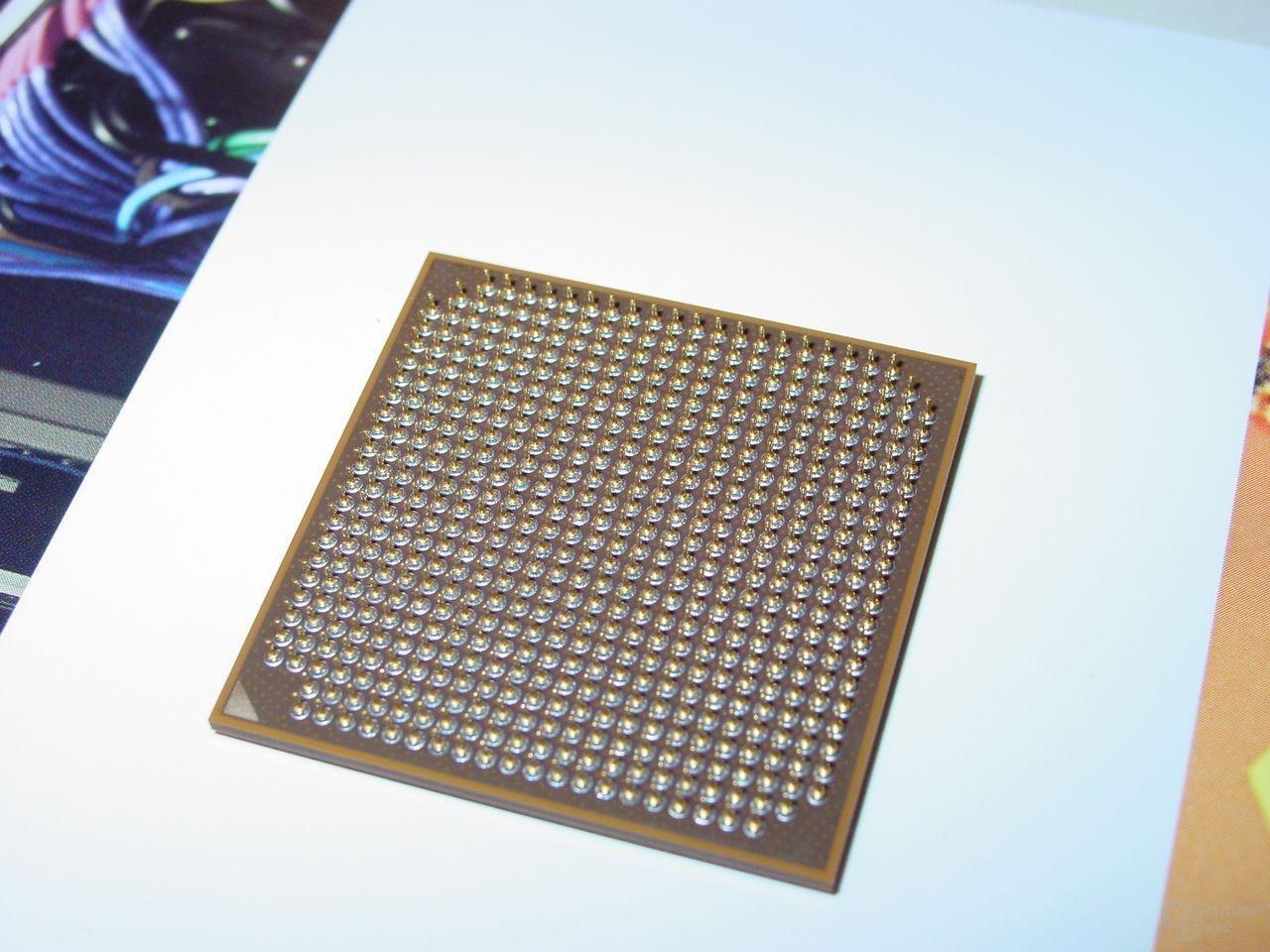 Low-Voltage Mobile AMD Athlon XP-M