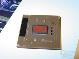 Low-Voltage Mobile AMD Athlon XP-M