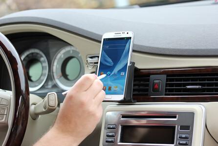 Brodit Kfz-Halterung für das Samsung Galaxy Note 2