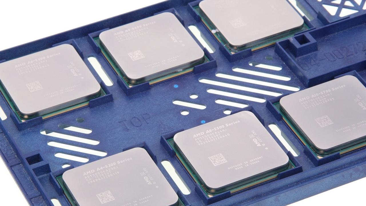 Sechs Trinity im CPU-Vergleichstest: Von A4-5300 bis A10-5800K