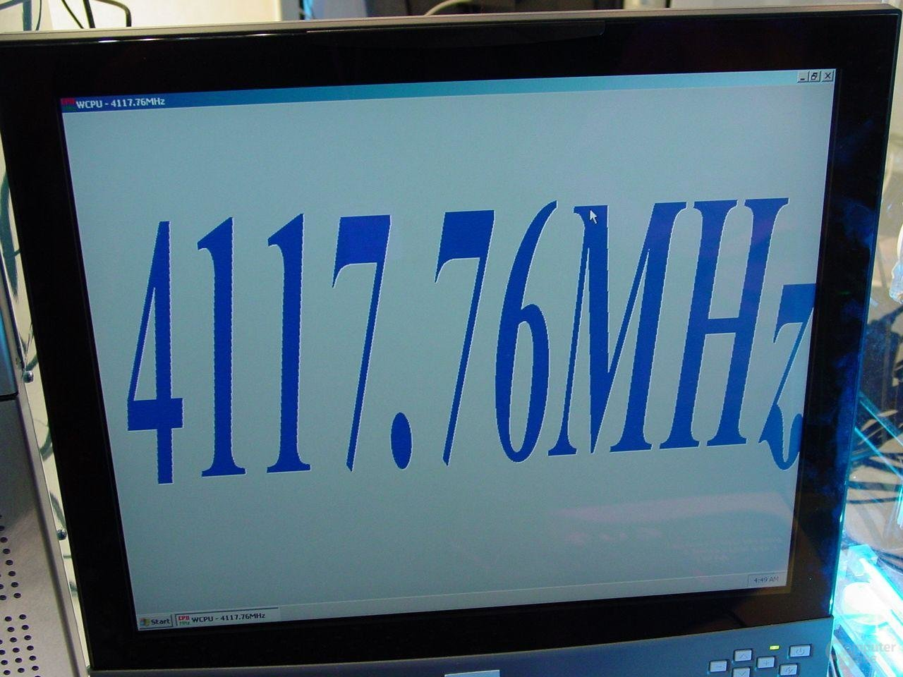 P4 mit 4117 GHz