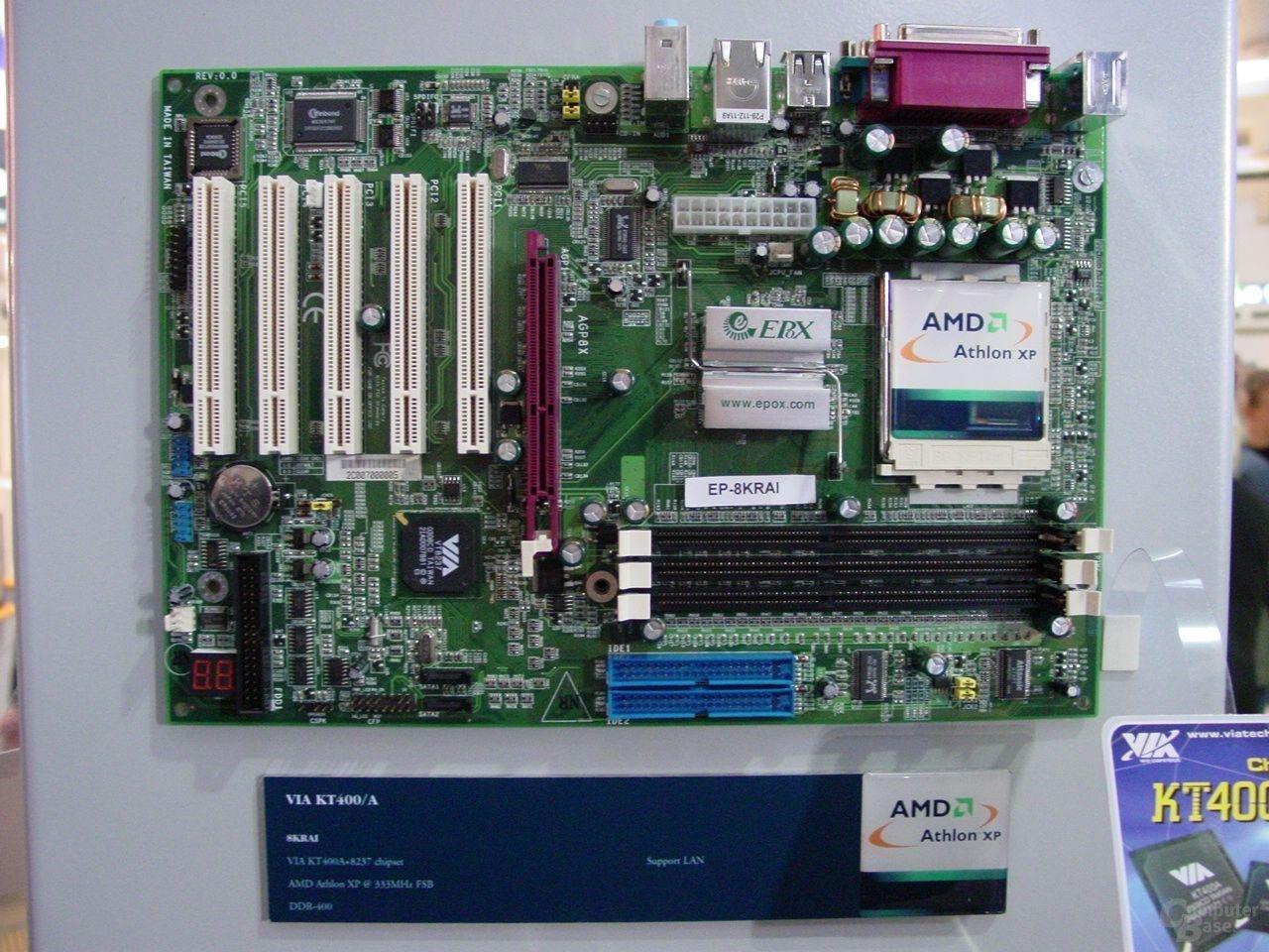 EPoX 8KRAI mit VT8237.JPG