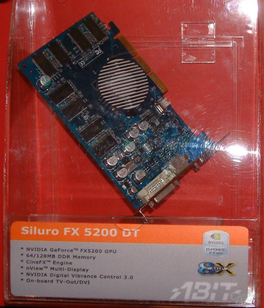 Abit FX5200