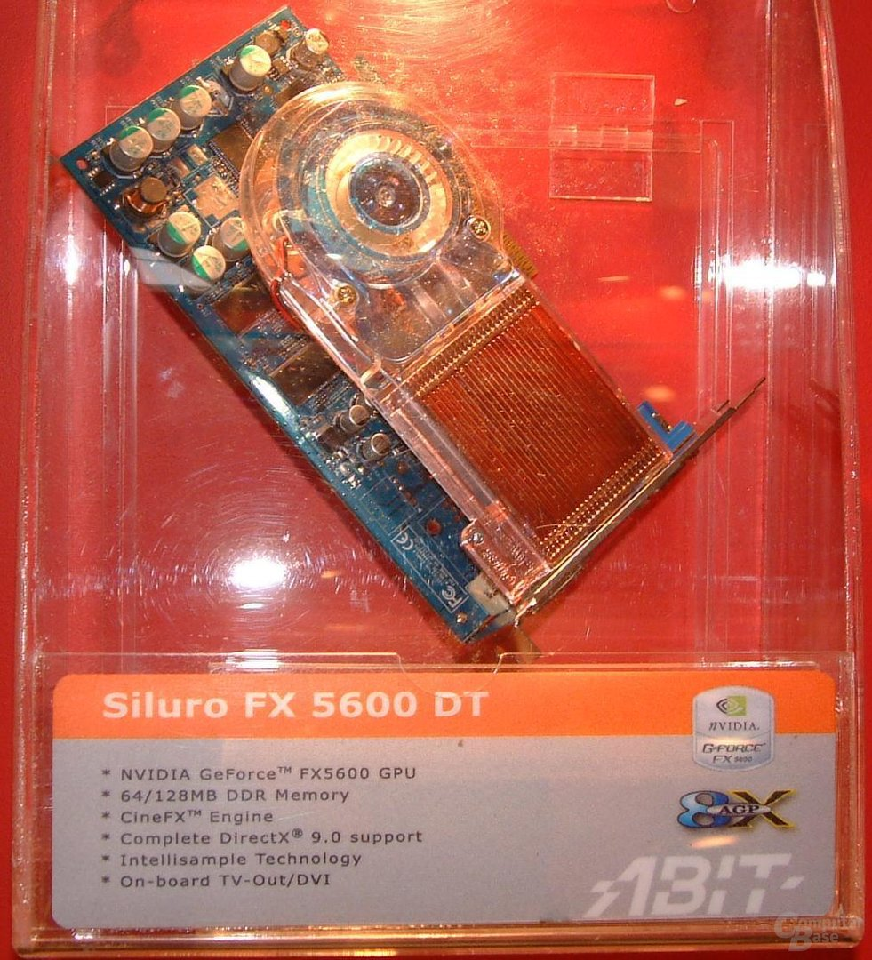 Abit FX5600