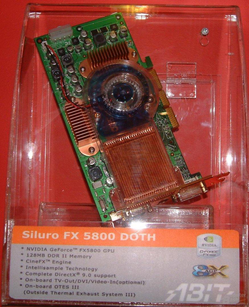 Abit FX5800