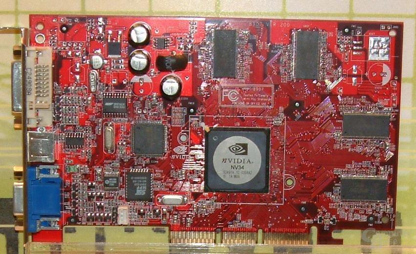 MSI FX5200