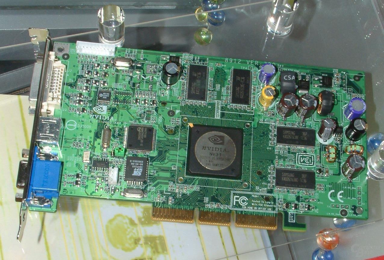 MSI FX5600
