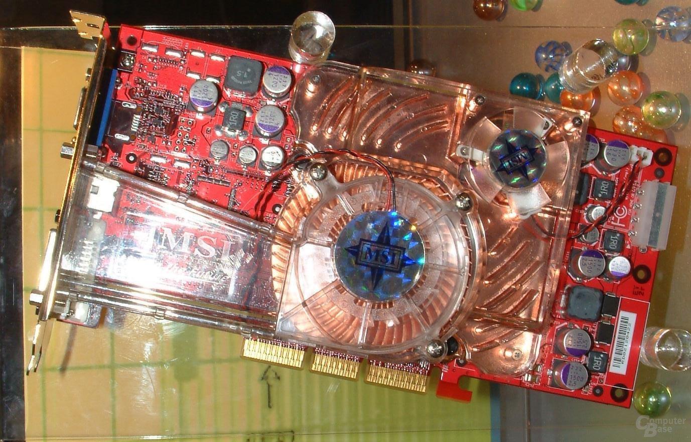 MSI FX5800
