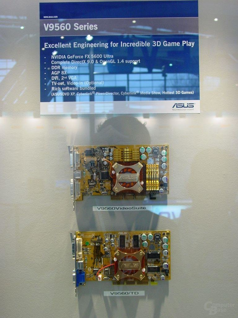 Asus GeForceFX 5600