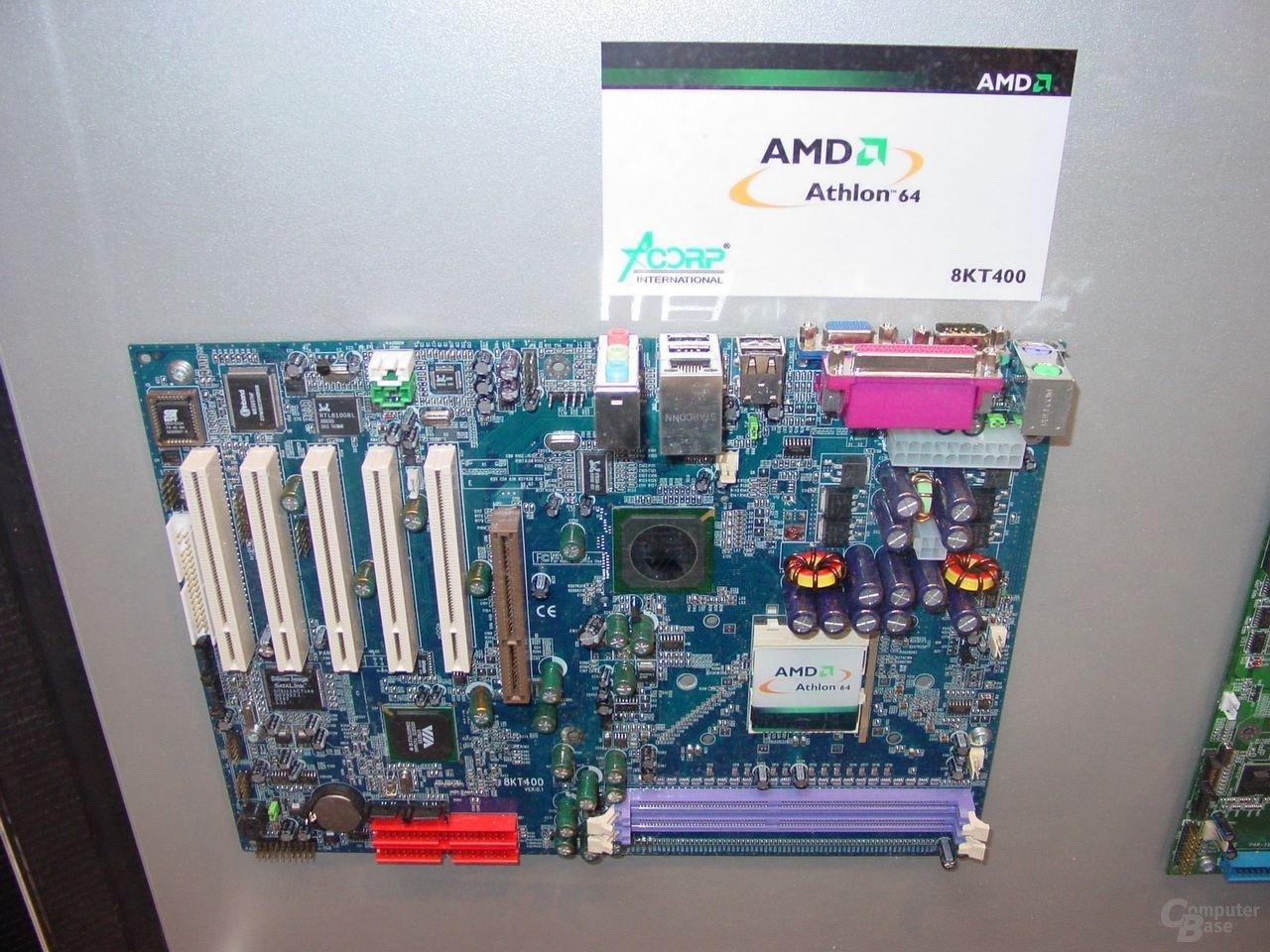 Acorp Mainboard mit VIA K8T400.JPG