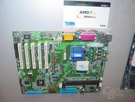 Tyan S2860 mit VIA K8T400M.JPG