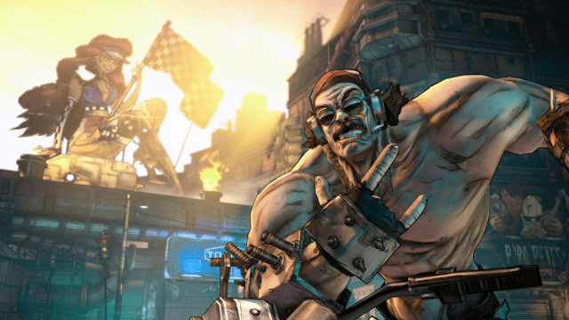 Borderlands 2: Mr. Torgue