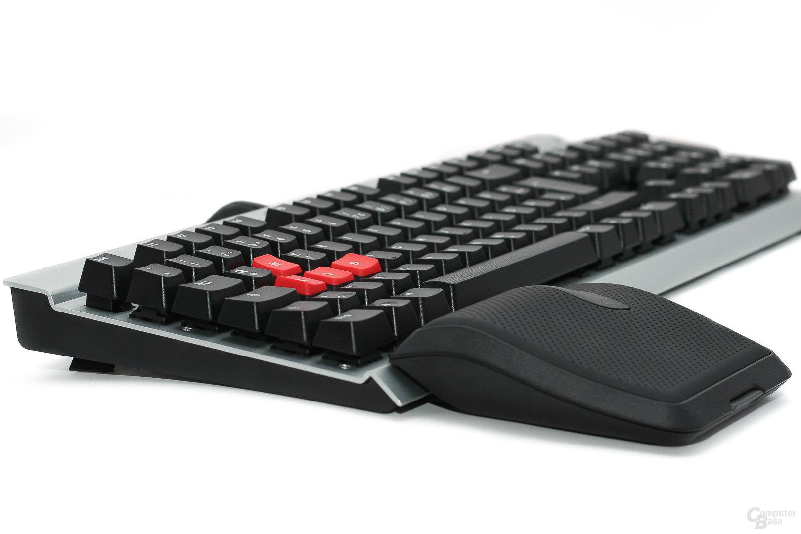 Corsair K60 – Gamer-Caps