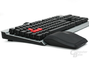 Corsair K60 – Gamer-Caps