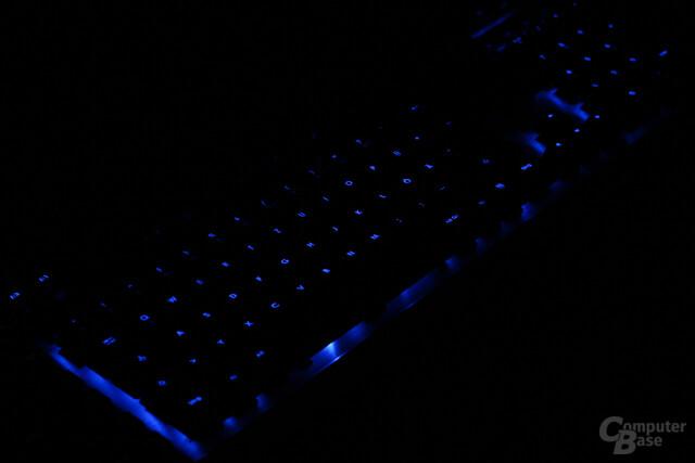 Corsair K90 – Beleuchtung