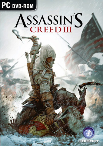 Assassin's Creed 3 - Packshot