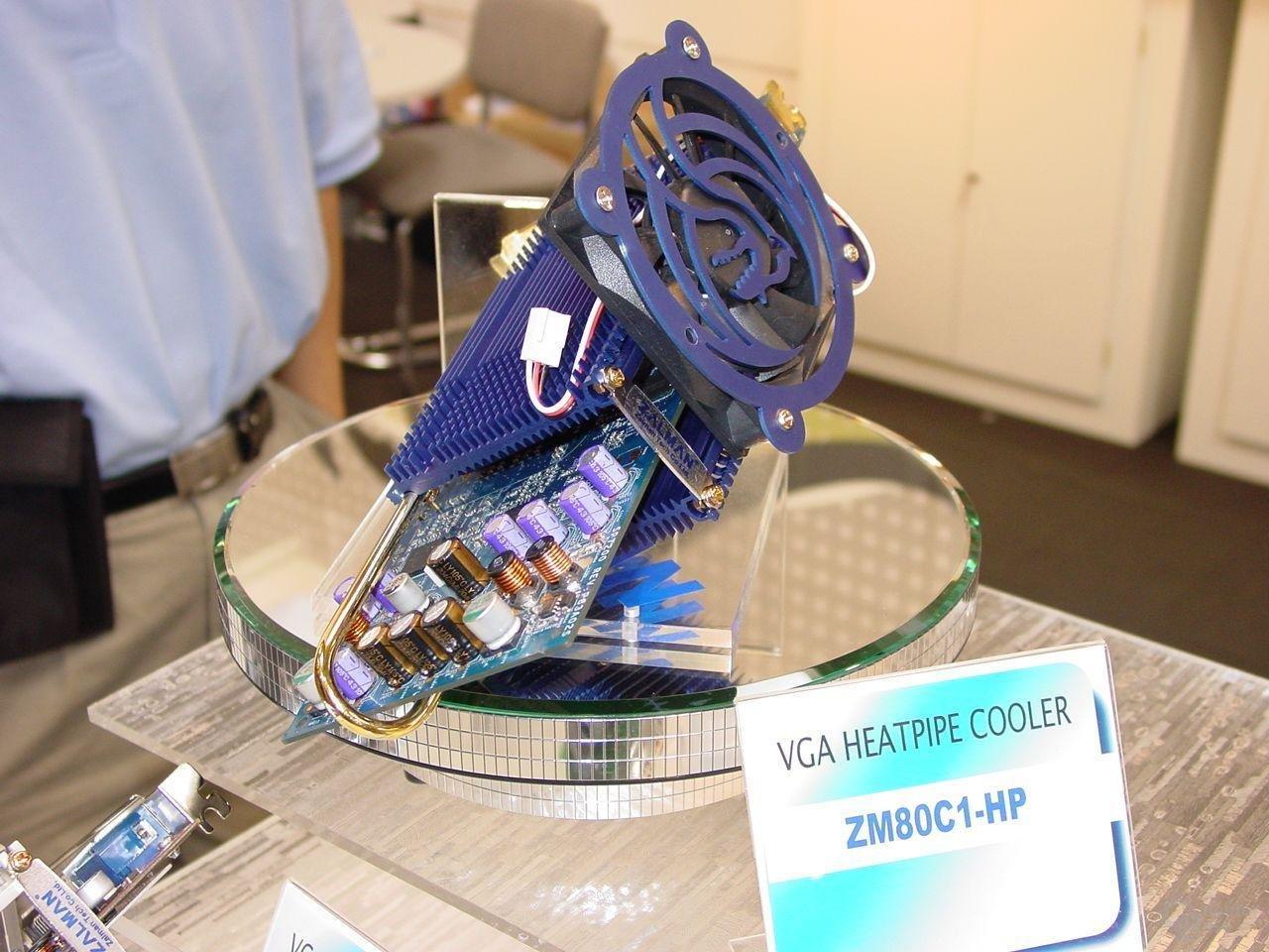 Zalman ZM80C1-HP