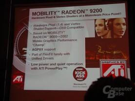 Mobility Radeon 9200
