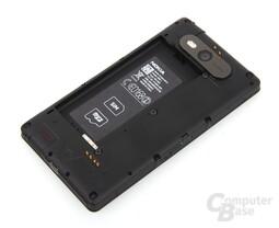 Nokia Lumia 820 Innenleben