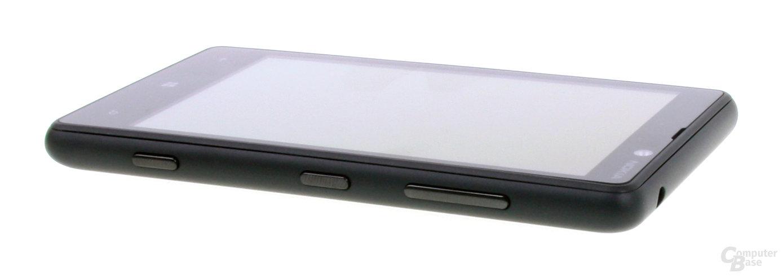 Nokia Lumia 820 Knöpfe