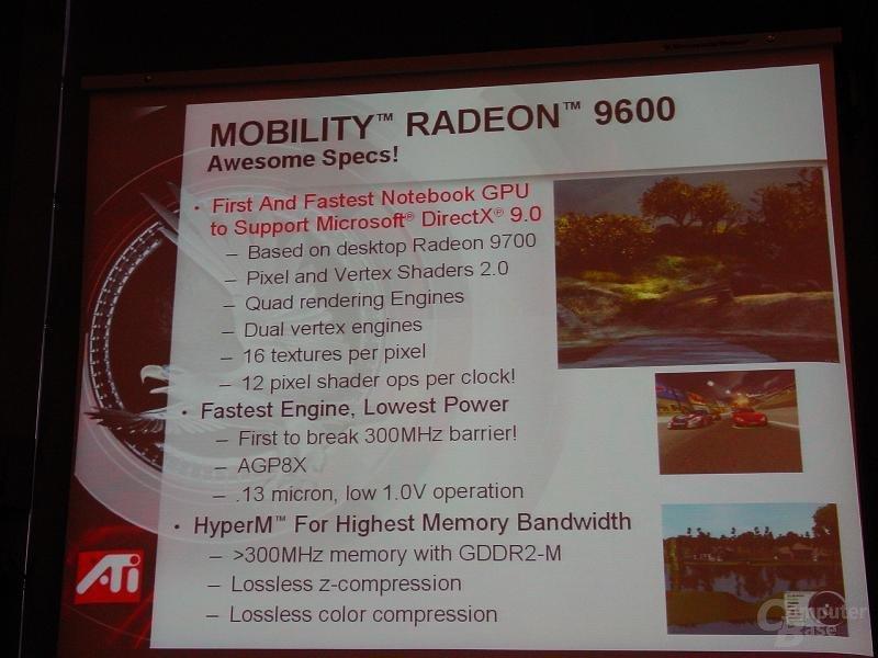 Mobility Radeon 9600