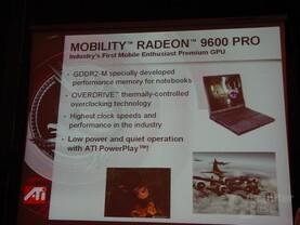 Mobility Radeon 9600 Pro