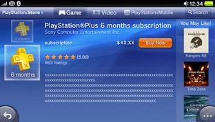 Unterstützung für PlayStation Plus