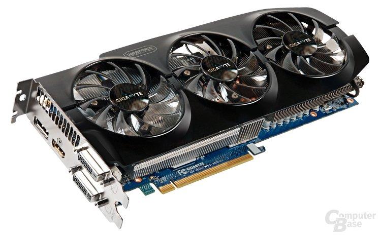 Gigabyte Geforce GTX 660 Ti mit 3 GB