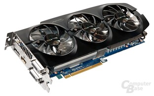 Gigabyte Geforce GTX 660 Ti mit 3 GB