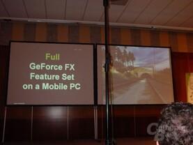 GeForceFX Go